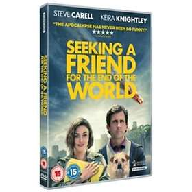 Seeking a Friend for the End of the World (UK)