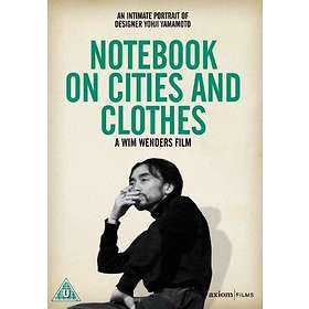 Notebook on Cities and Clothes (UK)