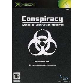 Conspiracy: Weapons of Mass Destruction (Xbox)