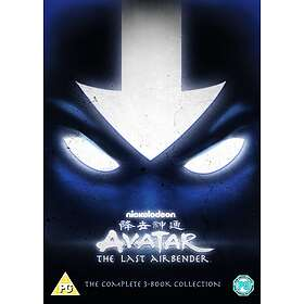 Avatar: The Last Airbender - The Complete 3-Book Collection