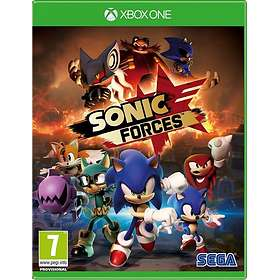 Sonic Forces (Xbox One   Series X/S)