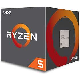 AMD Ryzen 5 1400 3.2GHz Socket AM4 Box