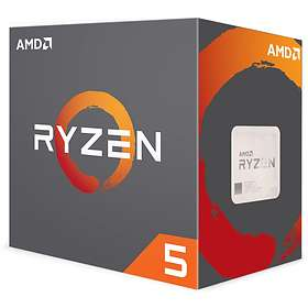 AMD Ryzen 5 1600X 3.6GHz Socket AM4 Box without Cooler