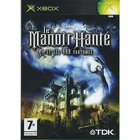 The Haunted Mansion (Xbox)