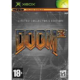 Doom 3 - Limited Collector's Edition (Xbox)