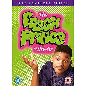 The Fresh Prince of Bel-Air - The Complete Series (UK)