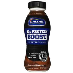 Maxim Sports Nutrition Protein Boost 31g 310ml 6-pack