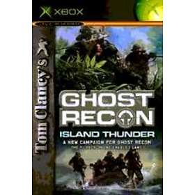 Tom Clancy's Ghost Recon: Island Thunder (Xbox)