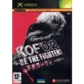 The King of Fighters 2002: Be the Fighter! (Xbox)