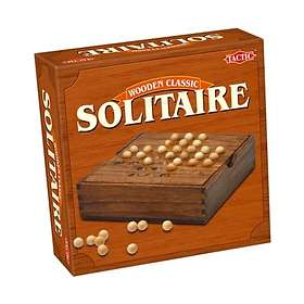 Wooden Classic: Solitaire
