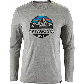Patagonia Capilene Cool Daily Graphic LS Shirt (Herr)