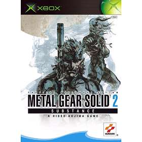 Metal Gear Solid 2: Substance (Xbox)