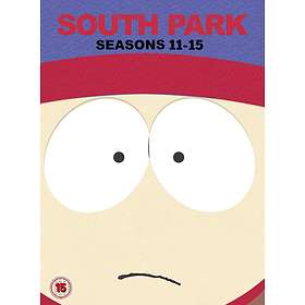 South Park - Season 11-15 (UK)