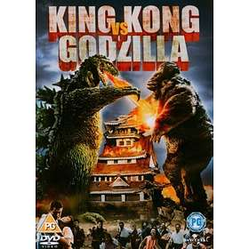 King Kong vs Godzilla (UK)