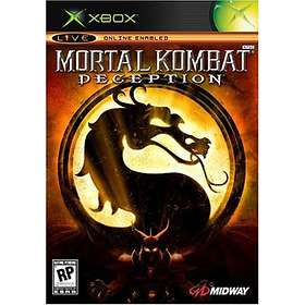 Mortal Kombat: Deception (Xbox)