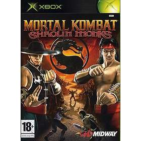 Mortal Kombat: Shaolin Monks (Xbox)