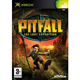 Pitfall: The Lost Expedition (Xbox)
