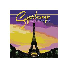 Supertramp - Live in Paris '79 (DVD+2CD)