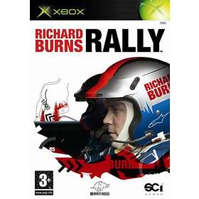 Richard Burns Rally (Xbox)