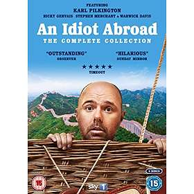 An Idiot Abroad - The Complete Collection (UK)
