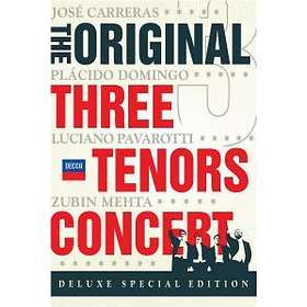 The Original Three Tenors Concert - Deluxe Special Edition