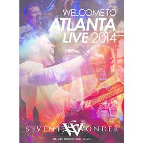Seventh Wonder - Welcome to Atlanta Live 2014 (2DVD+2CD)