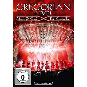 Gregorian: Live! - Masters of Chant - Final Chapter Tour (DVD+CD)