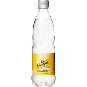 Schweppes Indian Tonic Glasflaska 0,5l 24-pack