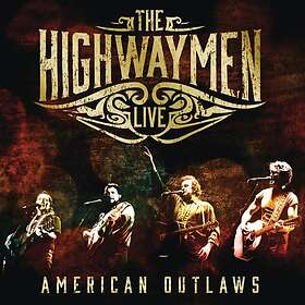 The Highwaymen Live: American Outlaws (3CD+DVD)