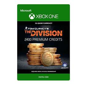 Tom Clancy's The Division - 2400 Credits (Xbox One)