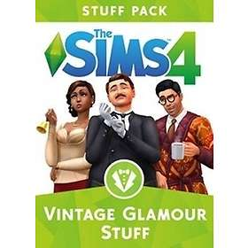 The Sims 4: Vintage Glamour Stuff (Expansion) (PC)