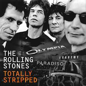 The Rolling Stones: Totally Stripped (DVD+CD)
