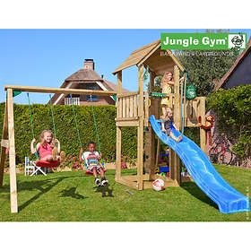 Jungle Gym Mansion + Dubbel Swing