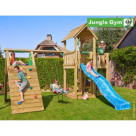Jungle Gym Mansion + Enda Swing