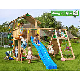 Jungle Gym Chalet + Enda Swing