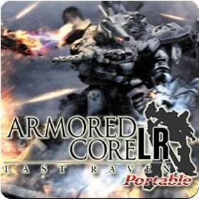 Armored Core: Last Raven Portable (PSP)