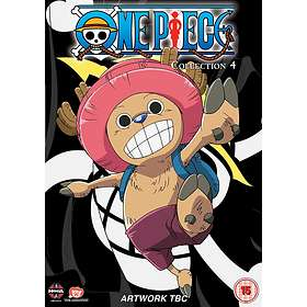 One Piece - Collection 4 (UK)
