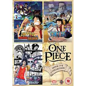 One Piece - Movie 7-9 Collection (UK)