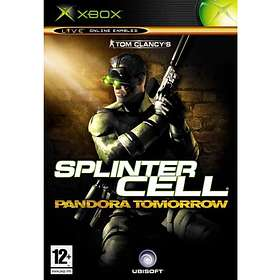 Tom Clancy's Splinter Cell: Pandora Tomorrow (Xbox)