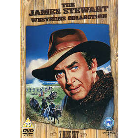 The James Stewart Westerns Collection (UK)