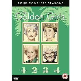 Golden Girls - Season 1-4 (UK)