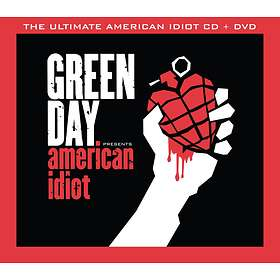 Green Day: American Idiot (DVD+CD)