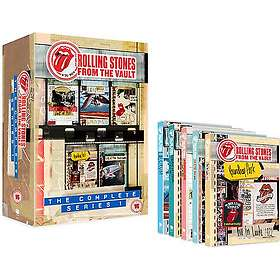 The Rolling Stones - From The Vault - Live In Leeds 1982 (DVD+2CD)