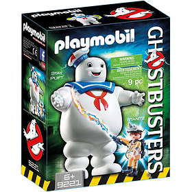 Playmobil Ghostbusters 9221 Stay Puft Marshmallow Man
