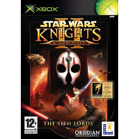 Star Wars: Knights of the Old Republic II: The Sith Lords (Xbox)
