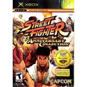 Street Fighter Anniversary Collection (USA) (Xbox)