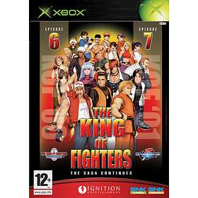 The King of Fighters 2000/2001 (Xbox)