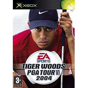 Tiger Woods PGA Tour 2004 (Xbox)
