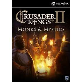 Crusader Kings II: Monks & Mystics (Expansion) (PC)
