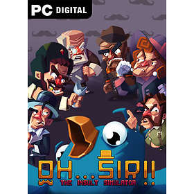 Oh...Sir!! The Insult Simulator (PC)